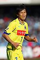 Katsuyuki Miyazawa (Montedio), MARCH 5, 2011 - Football : 2011 J.LEAGUE Division 1 between Kawasaki Frontale 2-0 Montedio Yamagata at Kawasaki Todoroki Stadium, Kanagawa, Japan. (Photo by YUTAKA/AFLO SPORT) [1040]