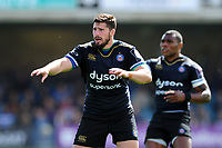 Nathan Charles of Bath Rugby looks on. European Rugby Challenge Cup Quarter Final, between Bath Rugby and CA Brive on April 1, 2017 at the Recreation Ground in Bath, England. Photo by: Patrick Khachfe / Onside Images