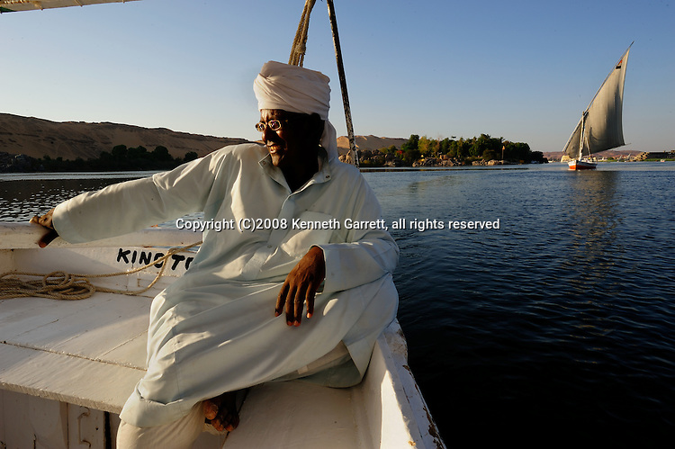 Hatshepsut, Egypt, Aswan,  Elephantine, Felucca, Nile River, daily life, scenic