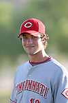 Kyle Lotzkar - AZL Reds - 2010 Arizona League. Photo by:  Bill Mitchell/Four Seam Images..