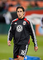 Josh Wolff.  Sporting KC defeated D.C. United, 1-0, at RFK Stadium in Washington, DC.