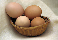 Uova. Eggs.