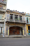 Beautiful Old Building in Havana