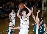 Boys Basketball JV vs. Covenant Christian 1-17-09