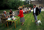 'ENGLISH VILLAGE FETE', EAST LEACH TURVILLE VILLAGE FETE.