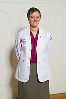 White Coat Ceremony, class of 2015. Kathleen Schlosser.