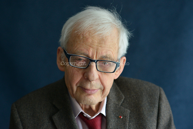 Emmanuel Leroy Ladurie, French historian in 2014.