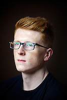 Ross Frater, 22, accounts student, from Glasgow.<br /> <br /> 'Wherever you go, people know you are Scottish. In the bars they are like - 'Do you know my cousin or  great auntie? They are from Scotland.' I have had drinks bought for me. That&rsquo;s never happened before in Glasgow.<br /> <br /> 'Only three of 100 in my school year had red hair. The only big part it plays in life is the fact you can't go anywhere without burning. In May I was stuck in a traffic jam on the way home and got completely burned in 45 mins. I refuse to wear factor 50 as everyone expects that. The biggest nuisance is having to put suncream on.'