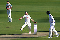 Neil Wagner in bowling action for Essex during Essex CCC vs Hampshire CCC, Specsavers County Championship Division 1 Cricket at The Cloudfm County Ground on 20th May 2017