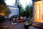 Outdoor Rooms in Portland, Oregon