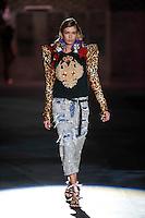 SEP 25 DSQUARED2 show at Milan Fashion Week
