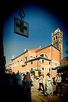 Santa Fosca church, Cannaregio, Venice