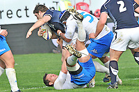 2010 RBS 6 Nations Rugby Championship: Italy v Scotland 16 - 12