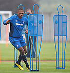 060810 Rangers training