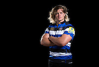 Nick Auterac poses for a portrait at a Bath Rugby photocall. Bath Rugby Media Day on August 24, 2016 at Farleigh House in Bath, England. Photo by: Rogan Thomson / JMP / Onside Images