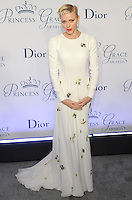 NEW YORK, NY - OCTOBER 24:  Her Serene Highness Princess Charlene of Monaco attend the 2016 Princess Grace Awards Gala at Cipriani Broadway on October 24, 2016 in New York City. Photo by John Palmer/MediaPunch
