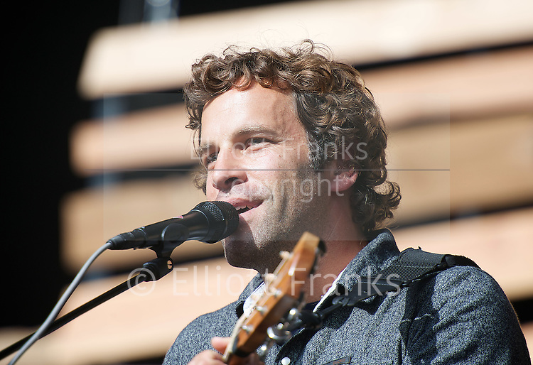 Calling Festival <br /> Clapham Common <br /> Day 2<br /> London, Great Britain <br /> Sunday 29th June 2014 <br /> <br /> Stevie Wonder headlining supported by Jack Johnson and Paloma Faith with Michael Kiwanuka <br /> <br /> Photograph by Elliott Franks