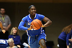 21 December 2014: Kentucky's Linnae Harper. The Duke University Blue Devils hosted the University of Kentucky Wildcats at Cameron Indoor Stadium in Durham, North Carolina in a 2014-15 NCAA Division I Women's Basketball game. Duke won the game 89-68.