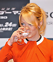 "Emma Stone, June 13, 2012 :  Tokyo, Japan :Actress Emma Stone attend a press conference for the film ""The Amazing Spider-Man"" in Tokyo, Japan, on June 13, 2012. The film will open on June 30 in Japan."