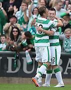 22.08.2015 Dundee United v Celtic