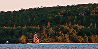 Grand Island East Channel Lighthouse <br />