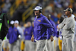 LSU Coach Les Miles vs. Ole Miss at Tiger Stadium in Baton Rouge, La. on Saturday, November 17, 2012. LSU won 41-35.....
