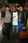 "Marcia Dukes, Nzimiro Oputa and Ronesia Allen  Attend H&M Celebrates NBC's ""Fashion Star"" Success hosted by ""Fashion Star"" mentors, Nicole Richie and John Varvatos at H&M Flagship, NY   4/24/12"