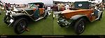 1914 Rolls Royce Silver Ghost Shapiro-Schebera Skiff, Pebble Beach Concours d'Elegance