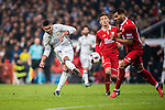 Carlos Henrique Casemiro of Real Madrid in action during their Copa del Rey Round of 16 match between Real Madrid and Sevilla FC at the Santiago Bernabeu Stadium on 04 January 2017 in Madrid, Spain. Photo by Diego Gonzalez Souto / Power Sport Images