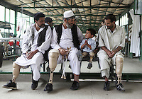 ICRC orthopic centre in Afghanistan