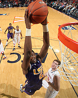20110102 LSU vs Virginia Cavaliers mens NCAA Basketball