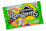 Packet of Rowntree's Randoms Sweets