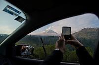 Iztaccihuatle and Popocatepetl National Park, Mexico