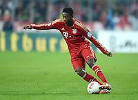 FUSSBALL  DFB POKAL       SAISON 2012/2013 FC Bayern Muenchen - 1 FC Kaiserslautern  31.10.2012 David Alaba (FC Bayern Muenchen)