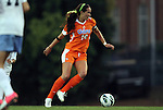 24 August 2012: Florida's Holly King. The University of North Carolina Tar Heels played the University of Florida Gators to a 0-0 overtime tie at Fetzer Field in Chapel Hill, North Carolina in a 2012 NCAA Division I Women's Soccer game.