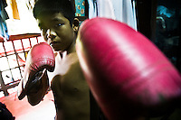 MUAY THAI KIDS FIGHTERS