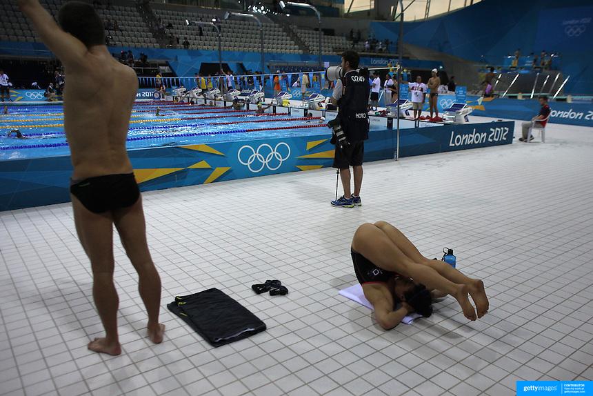 Swim Training At The Aquatic Centre Olympic Park Tim Clayton Photography
