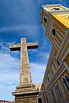 Nicaragua / Granada / Cathedral of Granada / Cruz de Siglo