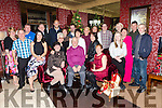 Volunteers enjoying the SVP christmas party at Benners Hotel on Saturday