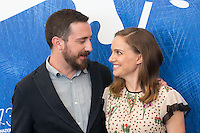 Pablo Larrain and Natalie Portman at the photocall for Jackie at the 2016 Venice Film Festival.<br /> September 7, 2016  Venice, Italy<br /> CAP/KA<br /> &copy;Kristina Afanasyeva/Capital Pictures /MediaPunch ***NORTH AND SOUTH AMERICAS ONLY***