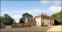 BNPS.co.uk (01202 558833)<br /> Pic: CarterJonas/BNPS<br /> <br /> ***Please use full byline***<br /> <br /> Yew Trees, a Georgian country house in Hampshire. Guide price &pound;2.75m. Built in 2013.<br /> <br /> To the Manor Reborn...<br /> <br /> Britain's super rich are turning their backs on the decaying stately piles beloved by the aristocracy and building brand new modern mansions on their country estates.<br /> <br /> Rather than investing in the leaky roofs and draughty windows of days gone by, modern millionaires are choosing to build plush pads from the ground up.<br /> <br /> And they are filling their dream homes with every conceivable luxury without the need for a bottomless sink fund to pay for the costly upkeep of older houses.<br /> <br /> Estate agents specialising in top-end properties have reported a clear swing from grand Victorian manor houses to state of the art modern homes kitted out with all the mod cons.<br /> <br /> The multi-million pounds properties have been popping up across the country over the past few years - and are now being heralded as the stately homes of the future.