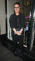 Gok Wan at the Diva Magazine relaunch party, The Club at The Ivy, West Street, London, England, UK, on Thursday 11 August 2016.<br /> CAP/CAN<br /> &copy;CAN/Capital Pictures / MediaPunch   *** USA and South America ONLY**