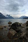 Swiss lake, Stätter See. Beckenried. Luzern area, Switzerland.