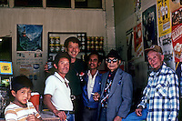Philippines: Baguio--with the boys. Photo '82.