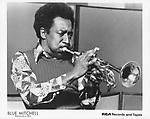 Blue Mitchell..photo from promoarchive.com/ Photofeatures....