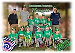 2015 Burlington American Rangers