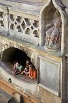 Roman Spa Baths, Bath, England, UK
