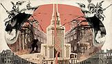 Illustration zu der polnischen Sicht auf das Kriegsende, zu einem Text von Twardoch