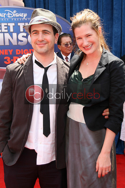 Ethan Sandler and Kathryn Hahn<br />
