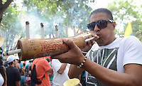 7ª Marcha Mundial de La Marihuana / 7ª World March of Marijuana, Medellin, 02-05-2015
